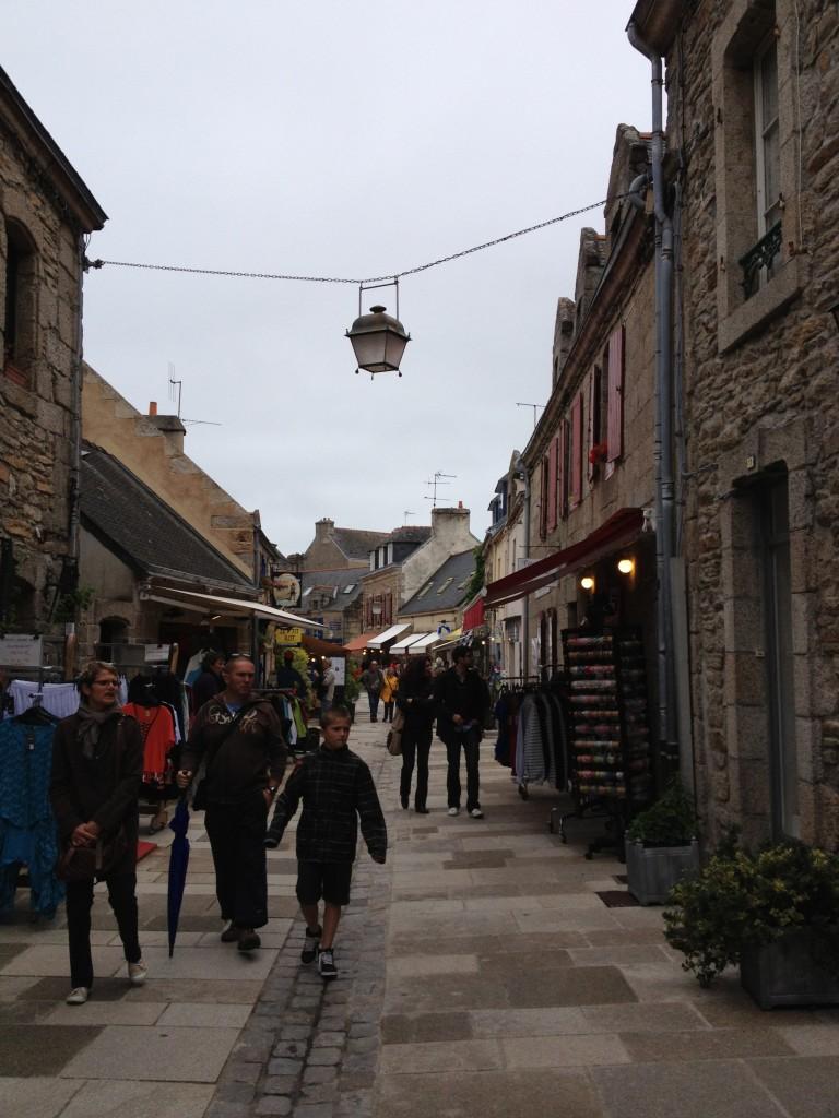 Concarneau - la ville close