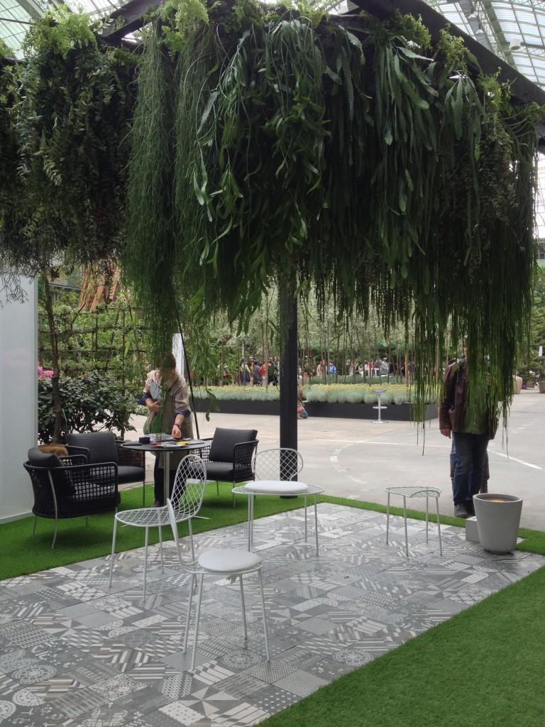 l art du jardin au grand palais lou 39 ise going out. Black Bedroom Furniture Sets. Home Design Ideas