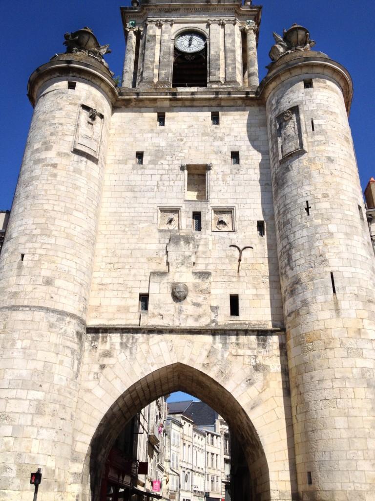 La Rochelle - Porte de la Grosse Horloge