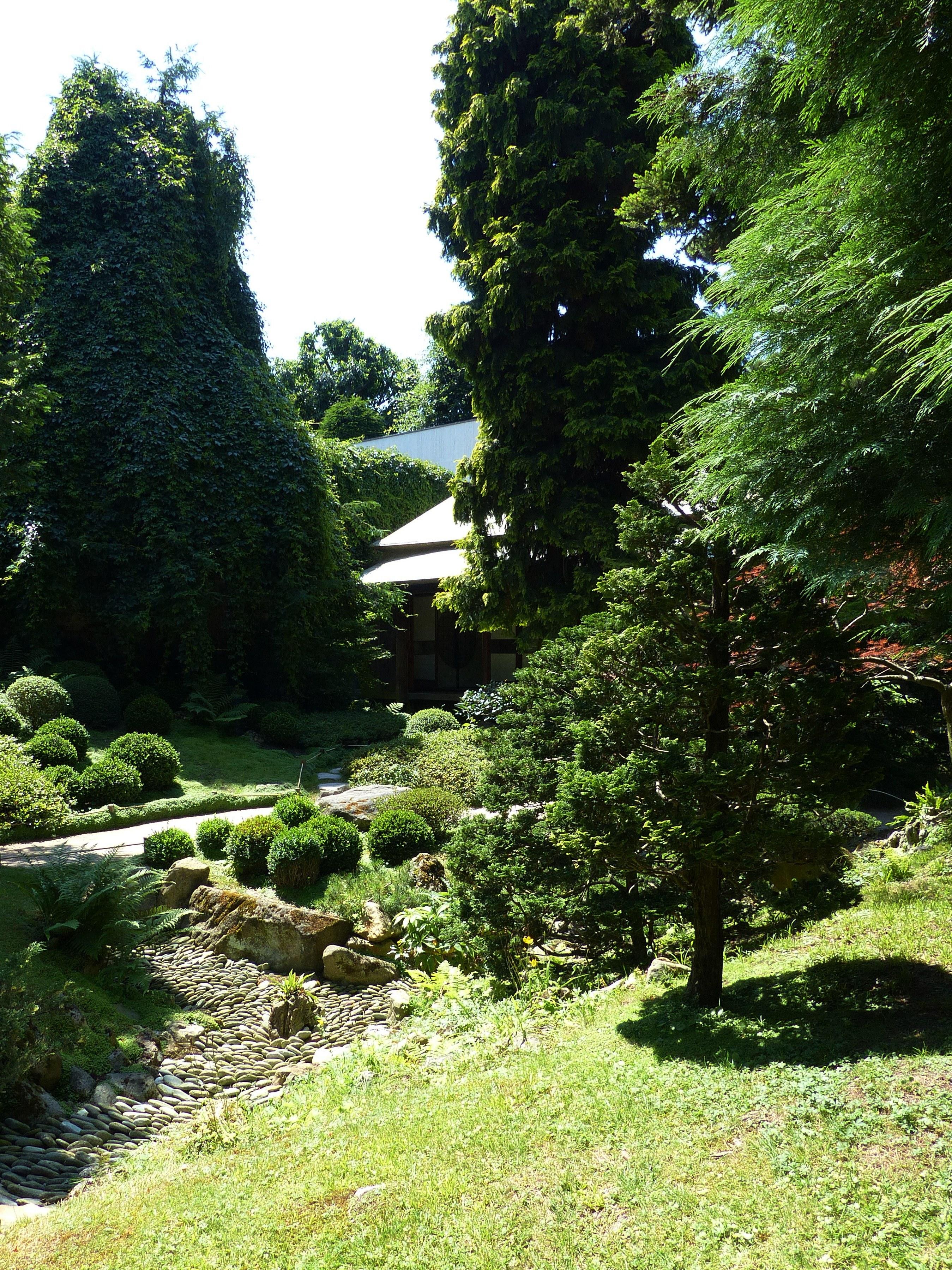 Les jardins d albert kahn lou 39 ise going out for Le jardin kahn